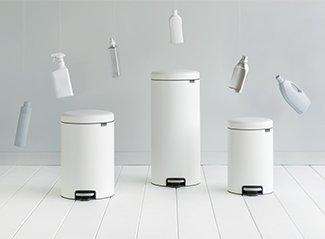Parts waste bins & paper bins