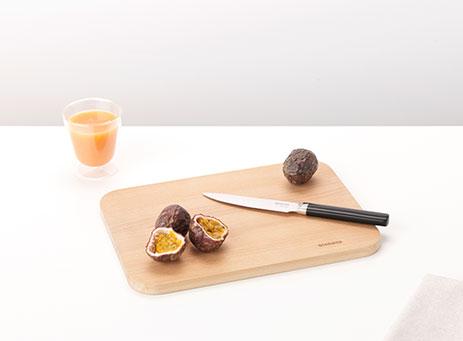 Profile kitchen utensils