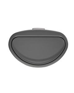 Replacement Touch Bin Lid 40L Bril Steel
