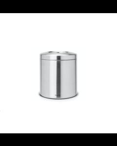 Table Bin 2.3 litre - Matt Steel