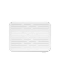 Silicone Dish Drying Mat - Light Grey