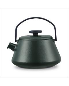 Brabantia T-time Cast Iron Kettle - Pine Green