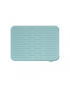 Silicone Dish Drying Mat - Mint