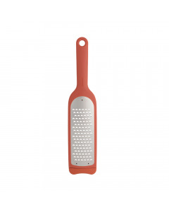 Tasty+ Coarse Grater plus Cover - Terracotta Pink