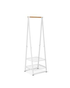 Linn Clothes Rack, Small - White