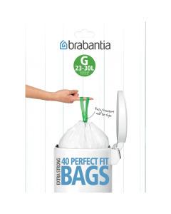 BinLiner Code G (23/30L) - 40 bags