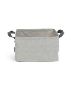 Foldable Laundry Basket 35 litre - Grey