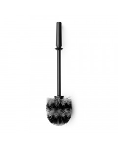 Replacement Toilet Brush - Black