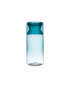 Storage Jar with Measuring Cup 1.3L Mint