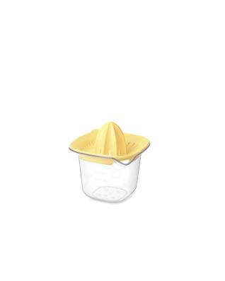 Tasty+ Juicer plus Measuring Jug 0.5 litre - Vanilla Yellow
