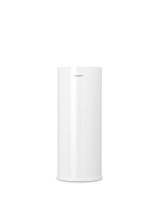 Toilet Roll Dispenser - White