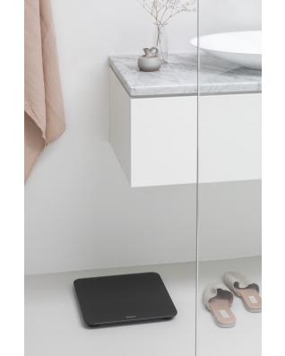 Digital Bathroom Scale - Dark Grey
