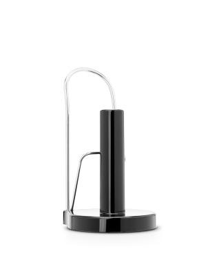 Kitchen Roll Holder, Freestanding - Brilliant Steel