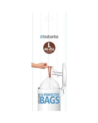BinLiner Code L (40/45L) - 10 bags
