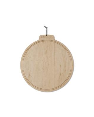 Breakfast Board Moon - Oiled Hard Maple