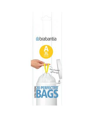 BinLiner Code A (3L) - 20 bags