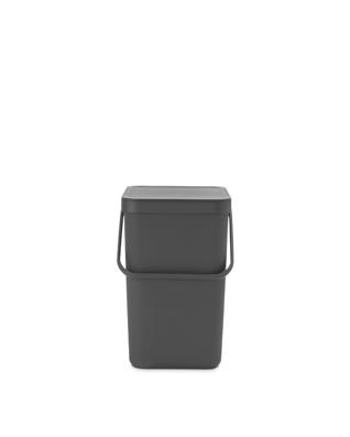 Sort & Go Waste Bin 25 litre - Grey