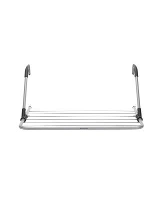 Hanging Drying Rack 4.5 metres - Metallic Grey