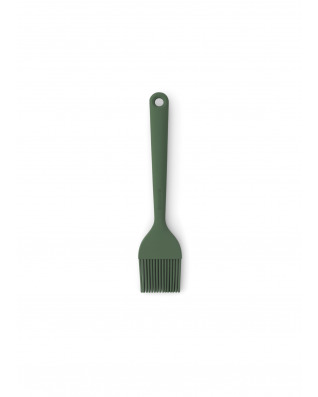 Tasty+ Pastry Brush, Silicone - Fir Green
