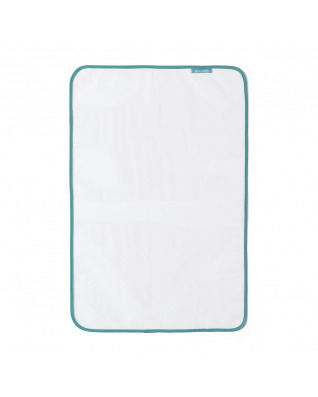 Protective Ironing Cloth - White