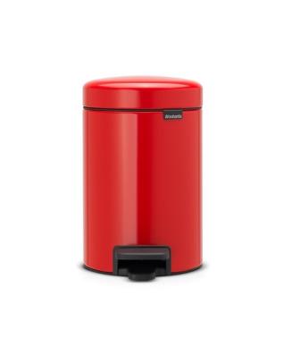 Pedal Bin NewIcon 3 Litre - Passion Red