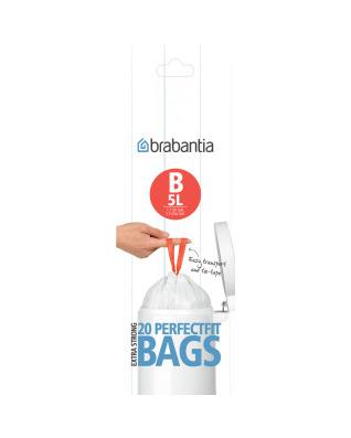 BinLiner Code B (5L) - 20 bags