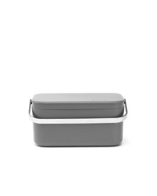 Food Waste Caddy - Dark Grey