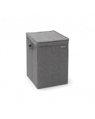 Stackable Laundry Box 35 litre – Pepper Black