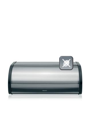 Bread Bin Roll Top - Fingerprint Proof Matt Steel