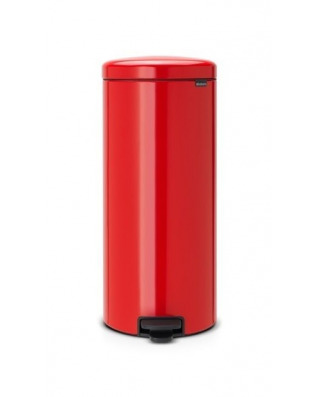 Pedal Bin NewIcon 30 Litre - Passion Red