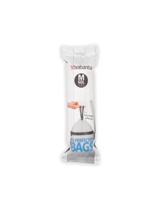 BinLiner Code M (60 litre) - 10 bags