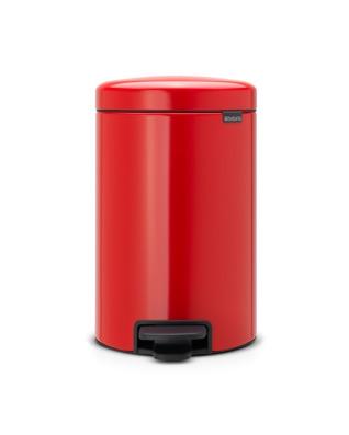 Pedal Bin NewIcon 12 Litre - Passion Red