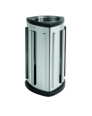 Coffee Capsule Dispenser - Matt Steel