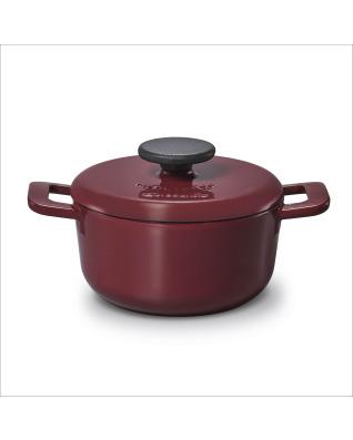 Brabantia The Dutch Oven 20cm - Aubergine Red