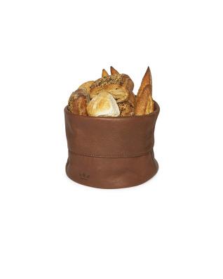 Ben Bread Basket - Vintage Cognac