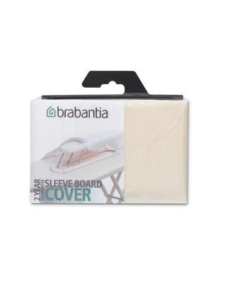 Sleeve Board Cover 60x10 with 2mm Foam - Ecru