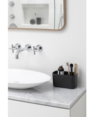 Bathroom Caddy - Dark Grey