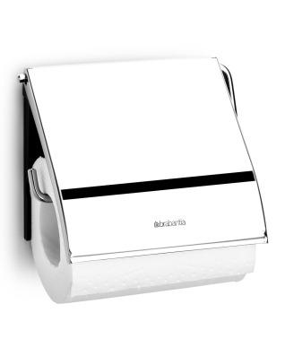 Toilet Roll Holder - Brilliant Steel